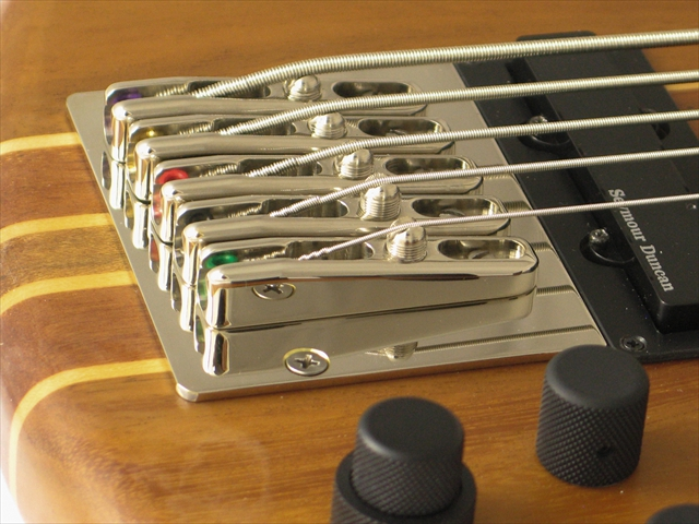 Bass Finger Bridge-2